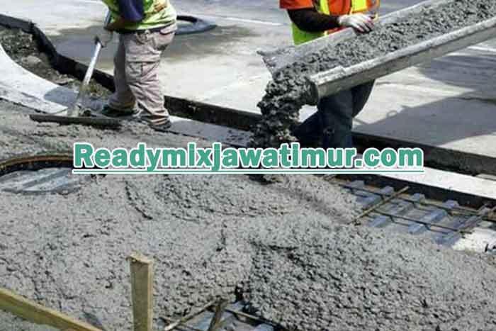 beton cor ready mix jawa timur