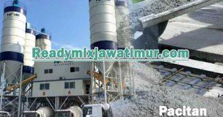 harga beton jayamix pacitan