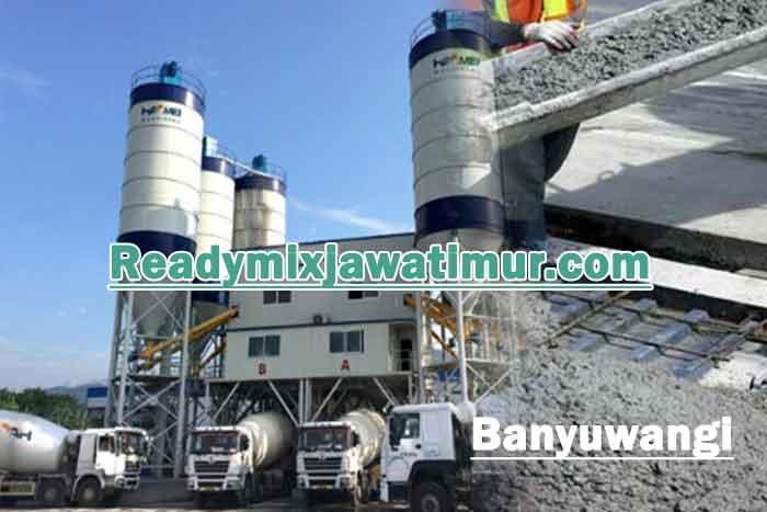 harga beton ready mix banyuwangi