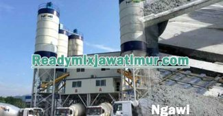 harga beton ready mix ngawi