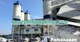 harga beton ready mix pamekasan