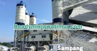 harga beton ready mix sampang