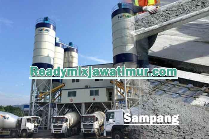 harga beton ready mix sampang