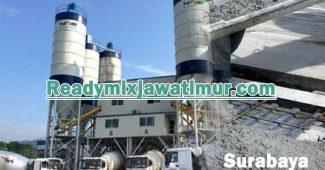 harga beton ready mix surabaya