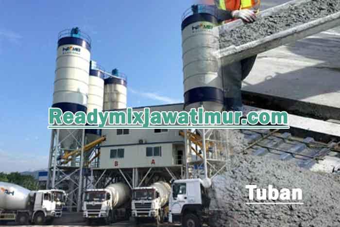 harga beton ready mix tuban